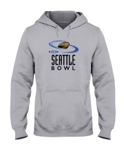 Seattle Bowl - Seattle Washington Hooded Sweatshirt thumbnail