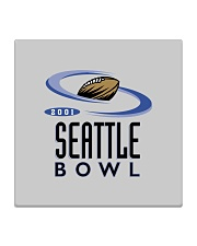 Seattle Bowl - Seattle Washington Square Coaster thumbnail