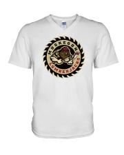 Muskegon Lumberjacks V-Neck T-Shirt thumbnail