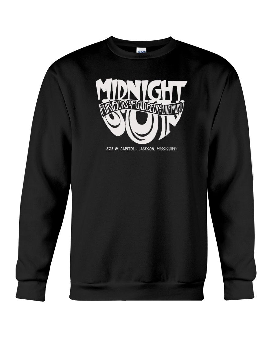 Midnight Sun - Jackson Mississippi Crewneck Sweatshirt