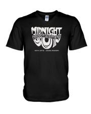 Midnight Sun - Jackson Mississippi V-Neck T-Shirt thumbnail