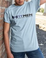 New York - New Jersey Hitmen Classic T-Shirt apparel-classic-tshirt-lifestyle-27