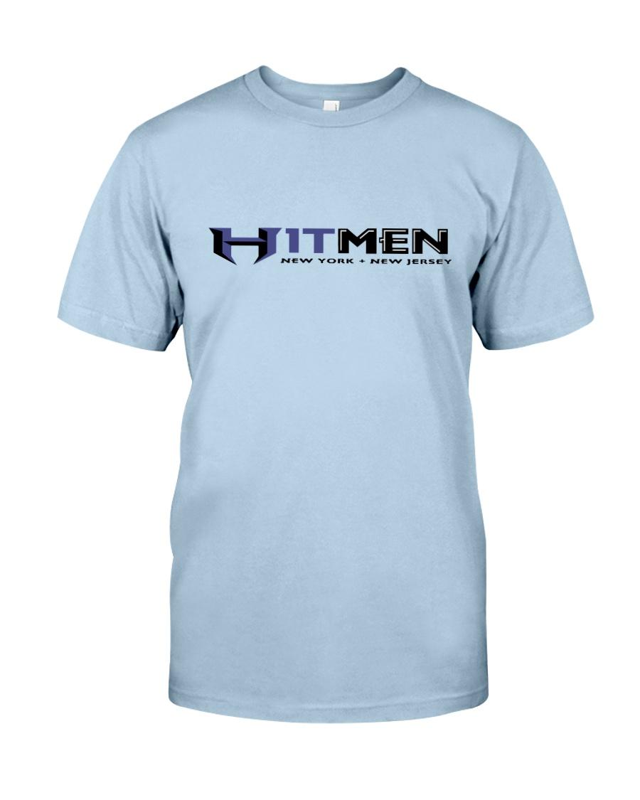 New York - New Jersey Hitmen Classic T-Shirt