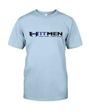 New York - New Jersey Hitmen Classic T-Shirt front