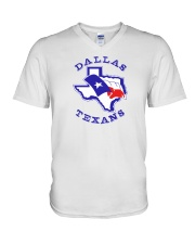Dallas Texans V-Neck T-Shirt thumbnail