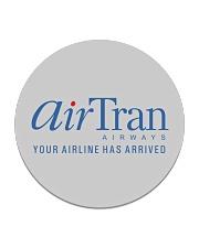AirTran Airways Circle Coaster thumbnail