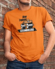New England Steamrollers Classic T-Shirt apparel-classic-tshirt-lifestyle-26