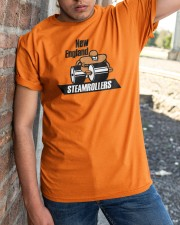 New England Steamrollers Classic T-Shirt apparel-classic-tshirt-lifestyle-27
