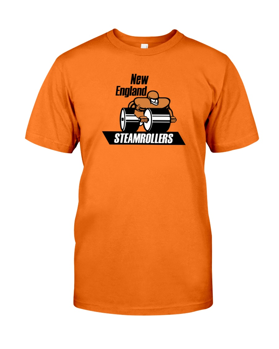 New England Steamrollers Classic T-Shirt