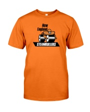 New England Steamrollers Classic T-Shirt front