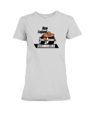 New England Steamrollers Premium Fit Ladies Tee thumbnail