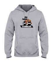 New England Steamrollers Hooded Sweatshirt thumbnail