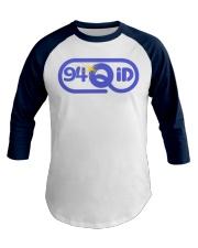 WQID Baseball Tee front