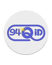 WQID Circle Coaster thumbnail