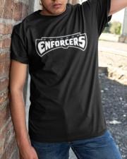 Chicago Enforcers Classic T-Shirt apparel-classic-tshirt-lifestyle-27