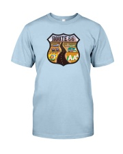 Route 66 Classic T-Shirt front