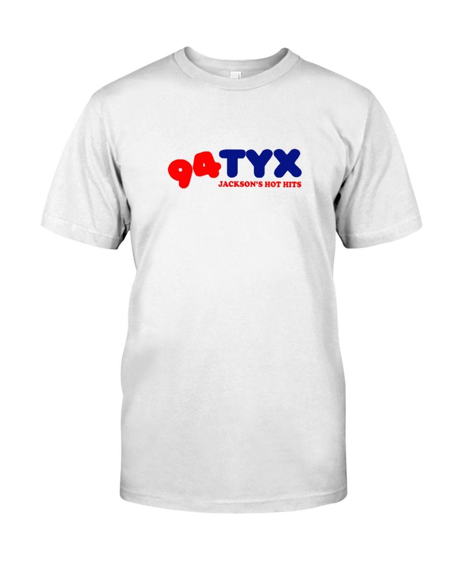 WTYX 94-7 Jackson Mississippi Classic T-Shirt