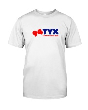 WTYX 94-7 Jackson Mississippi Classic T-Shirt front