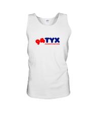WTYX 94-7 Jackson Mississippi Unisex Tank thumbnail