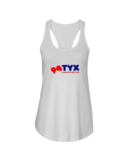 WTYX 94-7 Jackson Mississippi Ladies Flowy Tank thumbnail