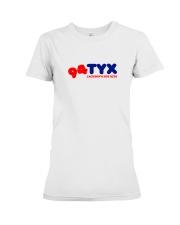 WTYX 94-7 Jackson Mississippi Premium Fit Ladies Tee thumbnail