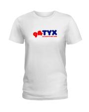 WTYX 94-7 Jackson Mississippi Ladies T-Shirt thumbnail