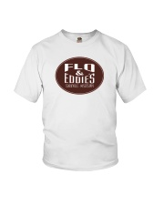 Flo and Eddie's - Starkville Mississippi Youth T-Shirt thumbnail