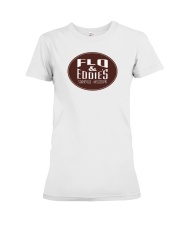 Flo and Eddie's - Starkville Mississippi Premium Fit Ladies Tee thumbnail