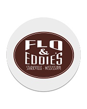 Flo and Eddie's - Starkville Mississippi Circle Coaster thumbnail