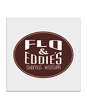 Flo and Eddie's - Starkville Mississippi Square Coaster thumbnail