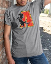 Augusta Stallions - Arena Football League Classic T-Shirt apparel-classic-tshirt-lifestyle-27