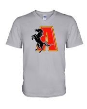 Augusta Stallions - Arena Football League V-Neck T-Shirt thumbnail