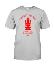 The Red Lantern - La Crosse Wisconsin Classic T-Shirt front