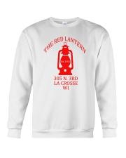 The Red Lantern - La Crosse Wisconsin Crewneck Sweatshirt thumbnail