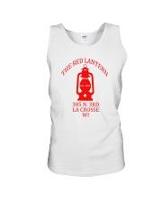 The Red Lantern - La Crosse Wisconsin Unisex Tank thumbnail