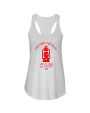 The Red Lantern - La Crosse Wisconsin Ladies Flowy Tank thumbnail
