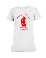 The Red Lantern - La Crosse Wisconsin Premium Fit Ladies Tee thumbnail