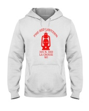 The Red Lantern - La Crosse Wisconsin Hooded Sweatshirt thumbnail