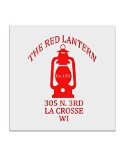 The Red Lantern - La Crosse Wisconsin Square Coaster thumbnail