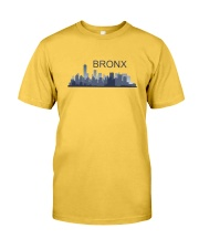 The Bronx Skyline Classic T-Shirt front