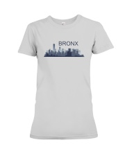 The Bronx Skyline Premium Fit Ladies Tee thumbnail