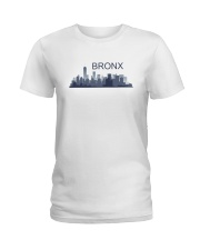 The Bronx Skyline Ladies T-Shirt thumbnail
