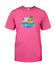 Frio River - Texas Classic T-Shirt front