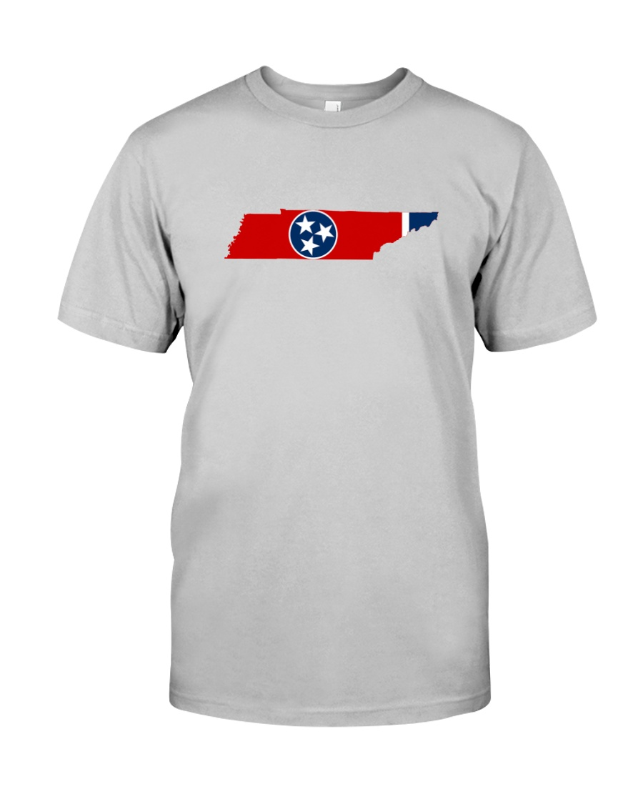 The State Flag of Tennessee  Classic T-Shirt
