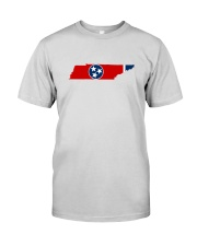 The State Flag of Tennessee  Premium Fit Mens Tee thumbnail