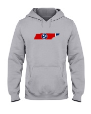 The State Flag of Tennessee  Hooded Sweatshirt thumbnail