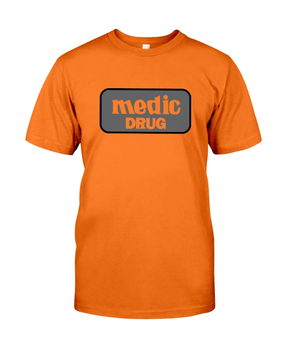 Medic Drug Classic T-Shirt