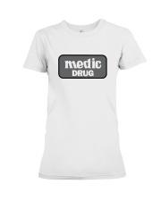 Medic Drug Premium Fit Ladies Tee thumbnail