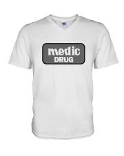 Medic Drug V-Neck T-Shirt thumbnail