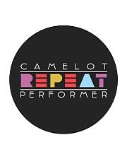 Camelot Repeat Performer Circle Coaster thumbnail